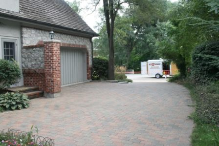 BRICK PAVER DRIVEWAY SEALING IN ST. CHARLES IL geneva after