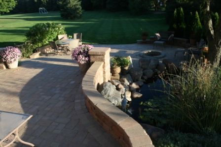 Natural Look Brick Paver Sealing Barrington, IL 3