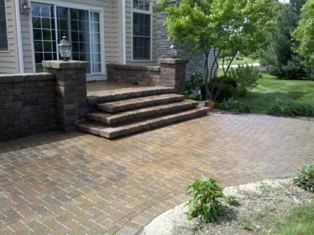 BRICK PAVER CLEANING U0026 SEALING IN SOUTH ELGIN, IL FADED PAVERS 4 After