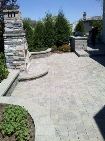 Brick Paver Patio & Driveway Cleaning & Sealing In Geneva, IL 2