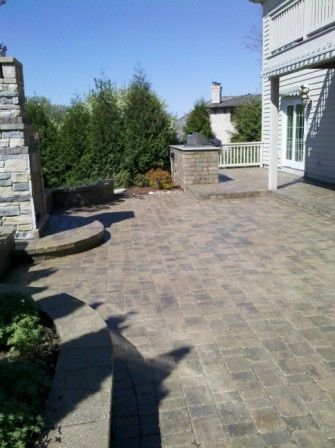 Brick Paver Patio & Driveway Cleaning & Sealing In Geneva, IL 5