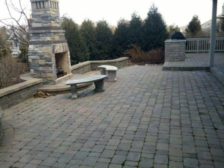 Brick Paver Patio & Driveway Cleaning & Sealing In Geneva, IL 9