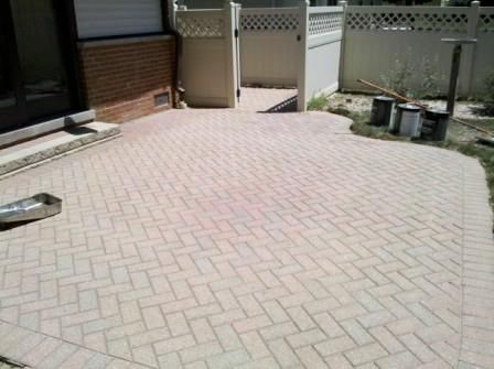 Brick Paver Cleaning Sealing and Repairs in Huntley, IL - IL