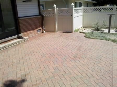 Brick Paver Cleaning Sealing and Repairs in Huntley, IL-2