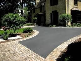 Brick Paver Driveway Ribbons Installed in Huntley, IL-4
