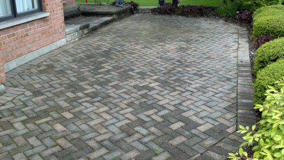 Superb Brick Paver Patio Repairs, Cleaning U0026 Sealing In Barrington IL Unilock 1