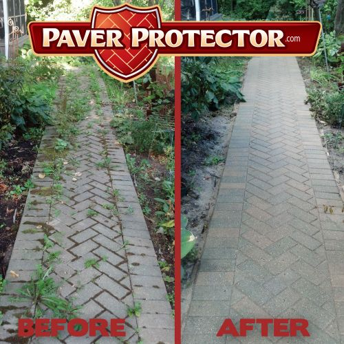 Can I Use Weed Killer On My Brick Paver Patio