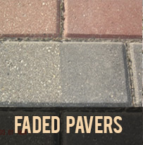 Faded Pavers