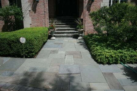 how to clean and seal stone patio