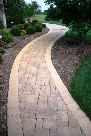 how to clean stained pavers
