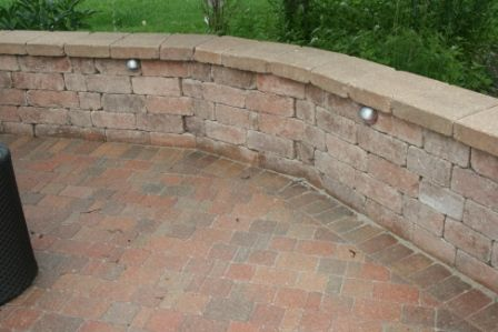 HIRING THE WRONG COMPANY TO SEAL YOUR BRICK PAVERS 1 step