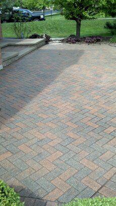 Brick Paver Patio Repairs, Cleaning & Sealing in Barrington IL Unilock-5