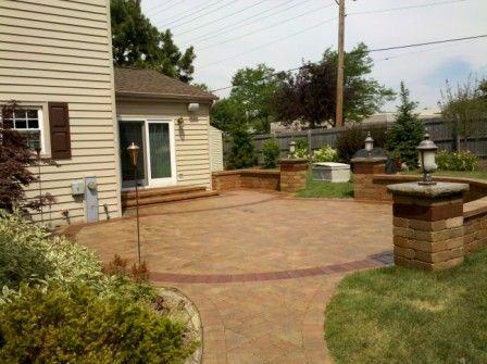 Spring 2014 Brick Paver Cleaning and Sealing Schedule